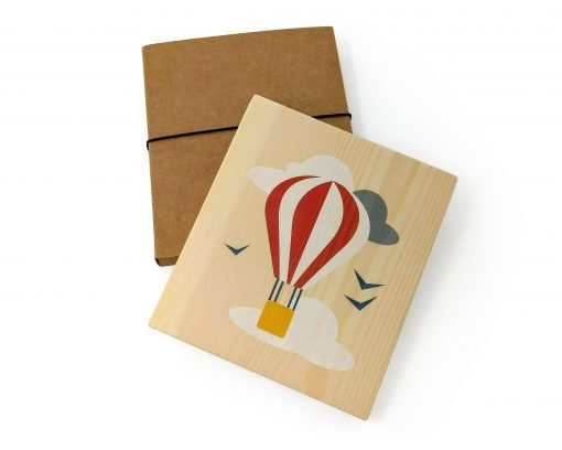 Lubulona balloon print packaging