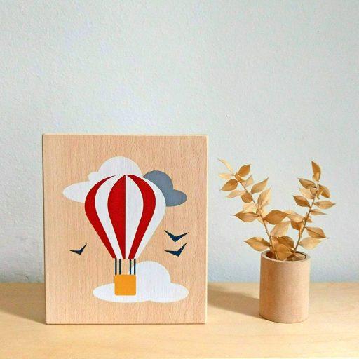 Lubulona Balloon Print