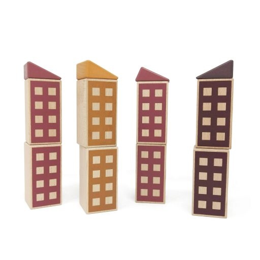 Happy Houses Earth construction toy for boys and girls