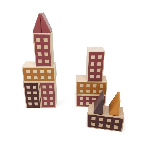 Happy Houses Earth construction toy