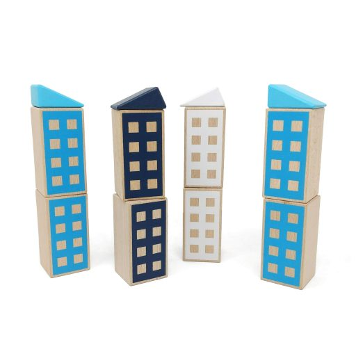Happy Houses Sky construction toy from 1+ years