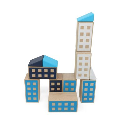 Happy Houses Sky construction toy
