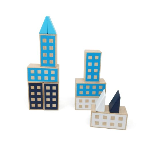 Happy Houses Sky construction toy for boys and girls