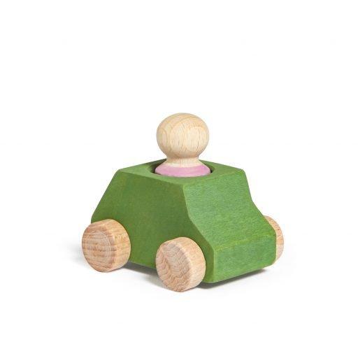 Lubulona Wooden Car Mint