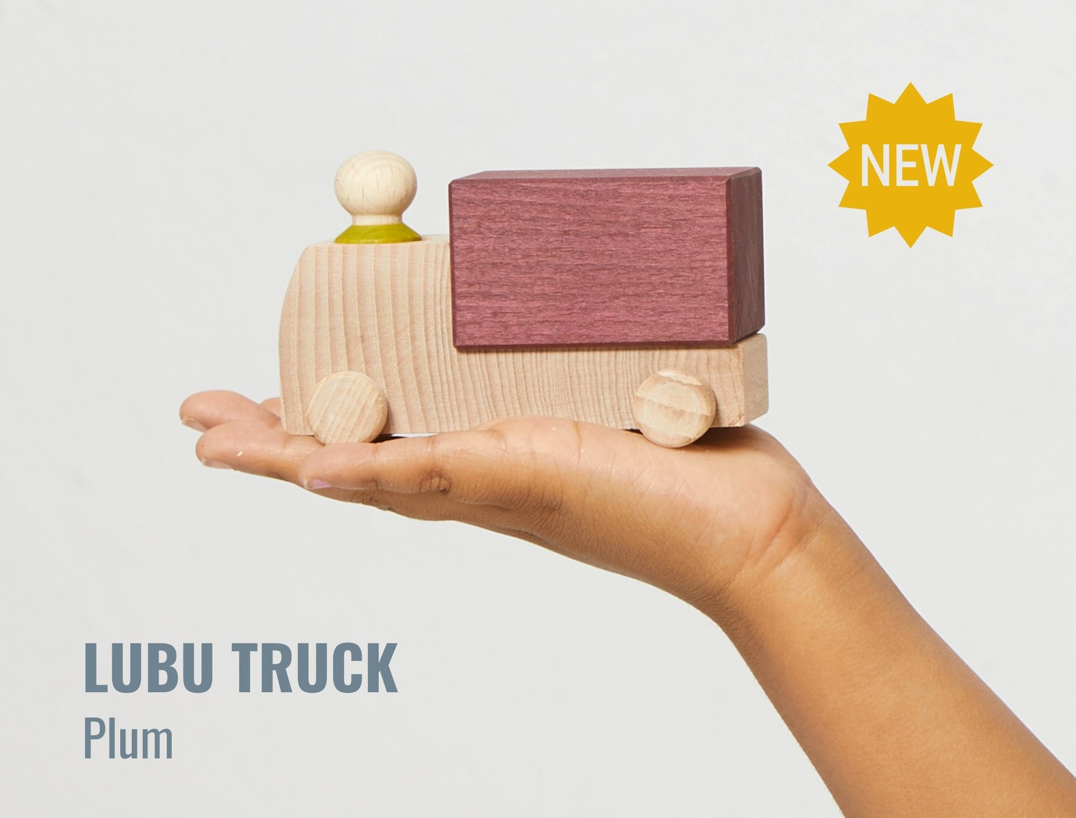 Lubulona wooden trucks
